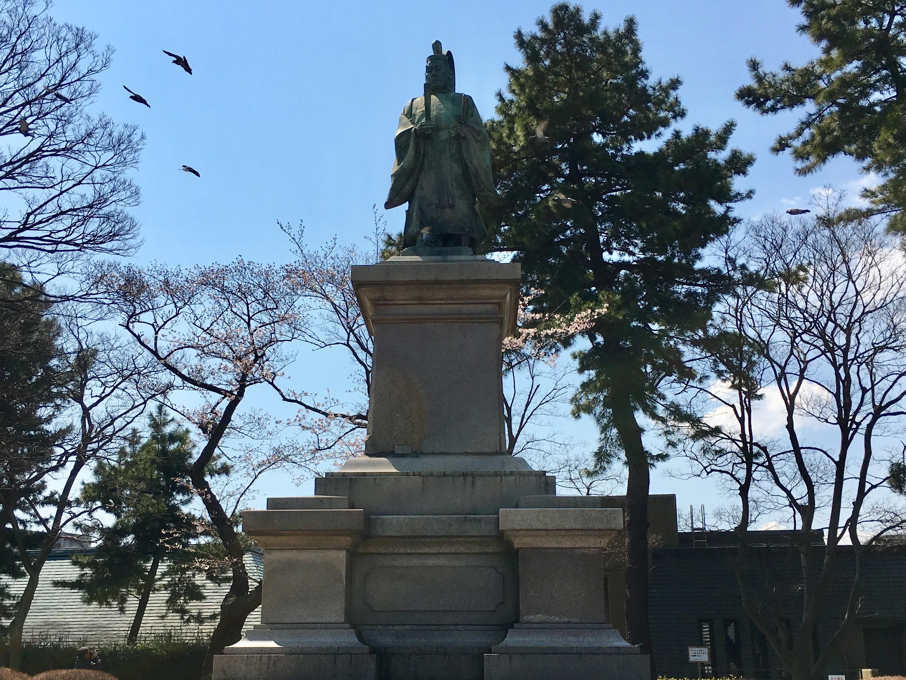掃部山公園の桜開花情報【4月4日時点】