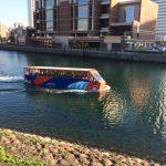 【GWのお出かけ④】スカイダック横浜(水陸両用バス)トワイライトクルーズの運行開始